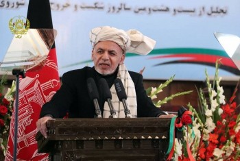 Ghani under fire for meddling in Election
