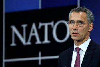 NATO: US coordinates peace efforts with Afghan government