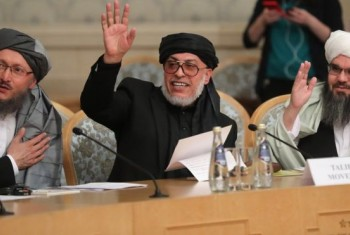 ​Taliban to take part in 'intra-Afghan' talks in Moscow